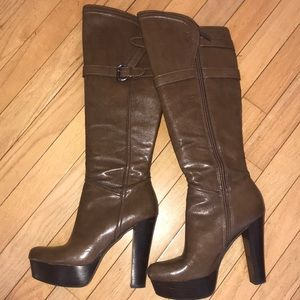 Guess knee-high boots, size 7